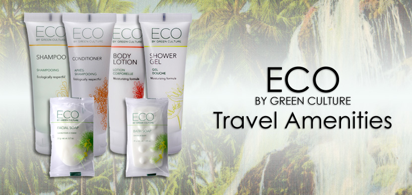 Eco by Green Culture Travel Wholesale Hotel Amenities