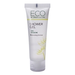Eco By Green Culture 1oz Shower Gel, 288/cs