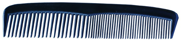 "5"" Black Comb Hospitality Supplies Wholesale"