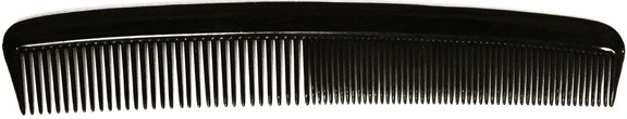 "7"" Black Comb Hotel Supplies Online"