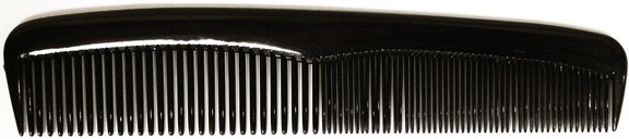 Black Dresser Comb Wholesale Hotel Supply