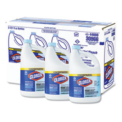 Clorox Concentrated Germicidal Bleach, 121 oz, 3 per case hotel supplies, Clorox Concentrated Germicidal Bleach, 121 oz, 3 per case, CLO30966CT, Clorox