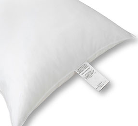 Disposable Pillow, 18 oz, Standard, 12 per case wholesale hotel supplies, Disposable Pillow, 18 oz, Standard, 12 per case, 18K1NN, JS Fiber