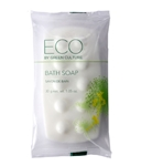 Eco By Green Culture 1oz Bath Soap Bar, 300/cs