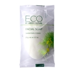 Eco By Green Culture 1oz Facial Soap Bar, 500/cs