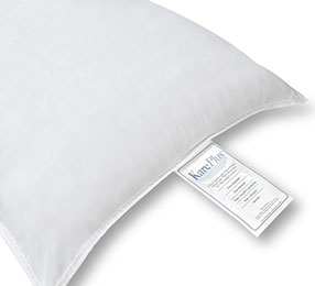 Healthcare Pillow, Kare Plus Uncoated Nylon, 18 oz, Standard, 12 per case bulk motel supplies, Healthcare Pillow, Kare Plus Uncoated Nylon, 18 oz, Standard, 12 per case, 18l1KK, JS Fiber