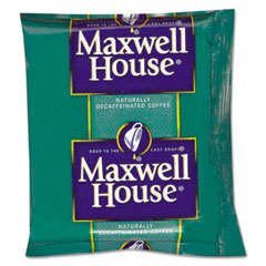 Maxwell House, Decaf 10 Cup Filter Pack, 42 per case wholesale hotel amenities supplier, Maxwell House, Decaf 10 Cup Filter Pack, 42 per case, FVS866150