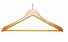 Wholesale Mens' Flat Suit Hangers