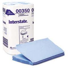 "National Paper Wipers Two Ply, blue, 9.5x10.5"", 250/pk, 9/cs American hotel supply, National Paper Wipers Two Ply, blue, 9.5x10.5, 250/pk, 9/cs, GPC00350"