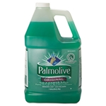 Palmolive Plus Dishwashing Liquid Detergent, 1 gallon, 4/cs