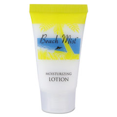 Beach Mist Lotion Tube, 0.65 oz, 288/case wholesale hotel supplies, hotel supply, guest room amenities, lotion, tubes, tube, beach mist, hand lotion, body lotion, bulk hotel supplies